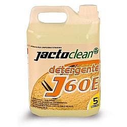 Comprar Detergente para Extratora J60E - 5 Litros-Jactoclean