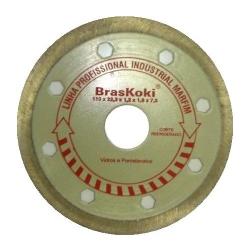 Comprar Disco diamantado 110 mm corte refrigerado-Braskoki