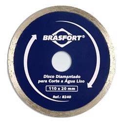 Comprar Disco diamantado água turbo 110 x 20 mm-Brasfort