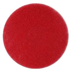 Comprar Disco limpeza superficial red buffer vermelho para enceradeira - 300mm - British-British