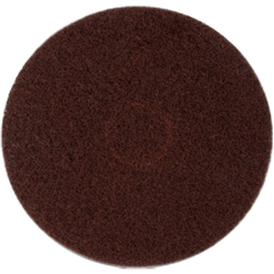 Comprar Disco remoção pesada marrom para enceradeira - 510mm-British