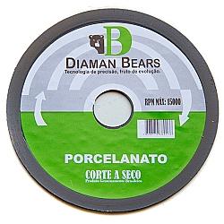 Comprar Disco 110mm Liso Porcelanato-Diaman Bears