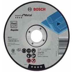 Comprar Disco de corte 125x1,0x22,23mm-Bosch