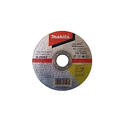 Comprar Disco de Corte para Inox 4 1/2 Embalagem com 10-Makita