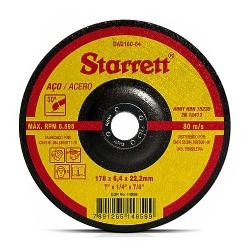 Comprar Disco de Desbaste - DAD 180-64-Starret
