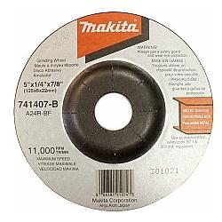 Comprar Disco de desbaste para metal 5 grão 24 - 741407-B-Makita