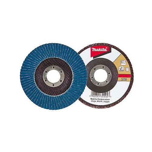 Comprar Disco de lixa 4.1/2 x 7/8 grão 120 - FLAP-Makita