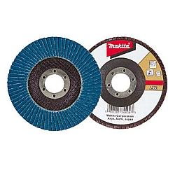 Comprar Disco de lixa 4.1/2 x 7/8 grão 60 - FLAP-Makita