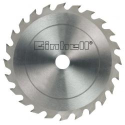 Comprar Disco de serra 190 x 2,8mm x 30mm com 24 dentes-Einhell