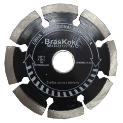 Comprar Disco diamantado 110x22,3mm-Braskoki