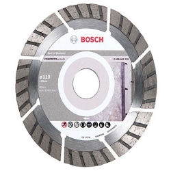Comprar Disco turbo segmentado 110 e furo de 20mm-Bosch