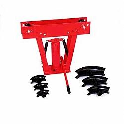Comprar Dobrador e curvador de tubos hidr�ulico 1/2 a 2 capacidade de 12 toneladas-Lee Tools
