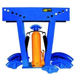 Comprar Dobrador Curvador de tubos hidr�ulico 1/2 a 3 polegadas 16 toneladas-Lee Tools