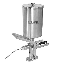 Comprar Doceira Recheadeira para Churros 5 Litros Copo em aço inox escovado-Ademaq
