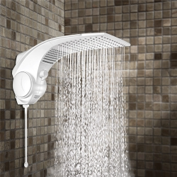 Comprar Duo Shower Quadra Eletrônica - 220Volts 7500Watts-Lorenzetti