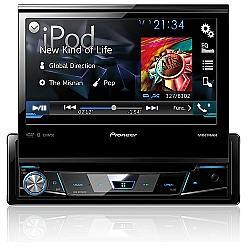 Comprar DVD Player Retrátil com TV Digital Mixtrax Bluetooth USB - AVH-X7780TV-Pionner