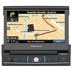 Comprar Dvd Player Touch TV Digital 7 SP6920 NAV-P�sitron