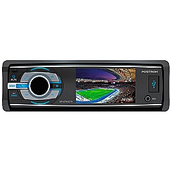 Comprar Som Automotivo SP4730DTV DVD Player TV Digital Tela LCD 3 Polegadas Painel Reclinável USB SD Card Bluetooth-Pósitron