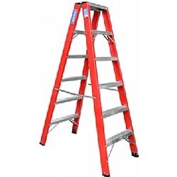 Comprar Escada de fibra americana pintor 8 degraus - FP108-Alulev