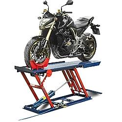 Comprar Elevador de Coluna Pneumático Moto ate 350 kg EMPC350-Metalcalva