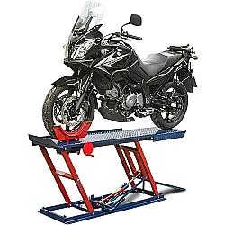 Comprar Elevador Hidráulico para Moto até 400kg EMCH400-Metalcalva