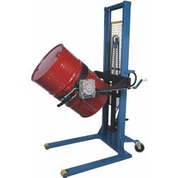Comprar Empilhadeira Entornador de tambor 300 kg roda poliuretano-Marcon