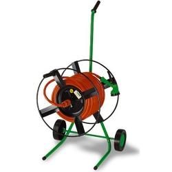 Comprar Enrolador de mangueira para jardim móvel em metal - EM 50-Trapp