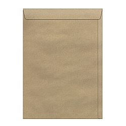 Comprar Envelope Saco Kraft Natural 110 mm x 170 mm 250 Unidades 80 Grs/m² - SKN 017-Scrity
