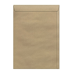 Comprar Envelopes Saco Kraft N� 34 240mm x 340mm 250 Unidades 80 Grs/m� - SKN 034-Scrity
