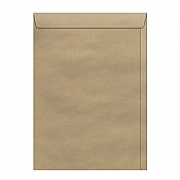Envelopes Saco Kraft N� 34 240mm x 340mm 250 Unidades 80 Grs/m� - SKN 034