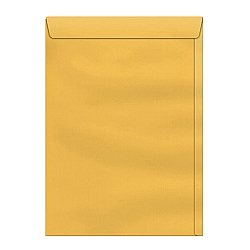 Comprar Envelopes Saco Kraft Ouro Nº 18 125 mm x 176 mm 250 Unidades 80 Grs/m²-Scrity