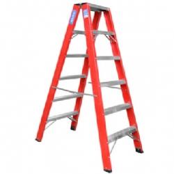 Comprar Escada americana de fibra tipo pintor de 14 degraus úteis FP114-Alulev