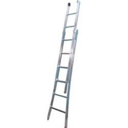 Comprar Escada de alum�nio estic�vel 2x15 degraus 3 em 1-Alulev