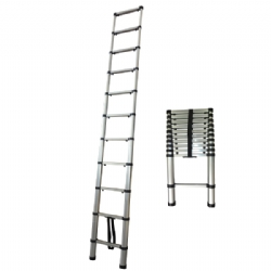 Comprar Escada telesc�pica 3,8 m - 12 degraus - TET3.8M-Tander Profissional