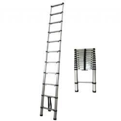 Comprar Escada telescópica 3,8 m - 12 degraus - TET3.8M-Tander Profissional