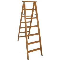 Comprar Escada americana de madeira cedrinho 10 degraus-Tander
