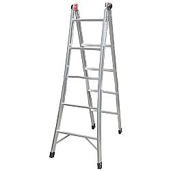 Comprar Escada de Alumínio 7 Degraus 3 em 1-Alulev