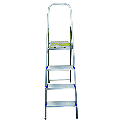 Comprar Escada de alumínio doméstica 4 degraus-Conan
