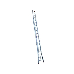Comprar Escada de alumínio esticável 2x15 degraus 3 em 1-Alulev