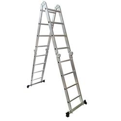 Comprar Escada de alum�nio multiuso articulada 4x4 - TEM4X4-Tander