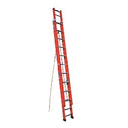 Comprar Escada de fibra extensível 9,90m - de 36 Degraus - FE032-Alulev