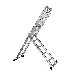 Comprar Escada Dobrável Multiuso Alumínio 4,70m-Bel Fix