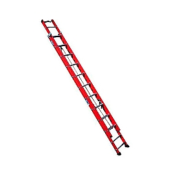 Comprar Escada Extensível Fibra 15 Degraus 4 Metros e 80 Centímetros-Alulev