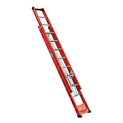 Comprar Escada Extensível Vazada Degrau Tipo D 19 Degraus-W Bertolo
