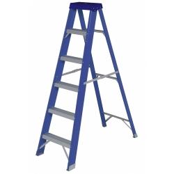 Comprar Escada fibra de vidro dupla-MOR