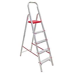Comprar Escada Residencial 7 Degraus Normatizada-Alulev