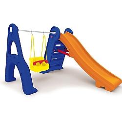 Comprar Escorregador com Balanco Brinquedo para Playground-Xalingo