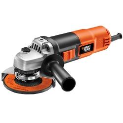 Comprar Esmerilhadeira angular elétrica 4 1/2 1000 watts - G1000K-Black & Decker