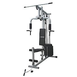 Comprar Estação de Musculação, Carga de peso 45Kg - HG004-Kikos Fitness