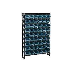 Comprar Estante Metálica com Gavetas 54/5 Azul-Vonder